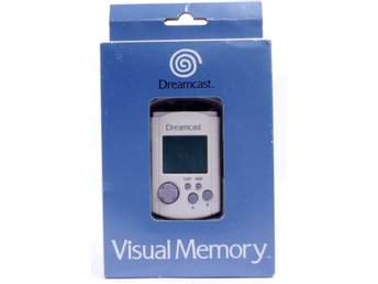Sega Dreamcast VMU (Visual Memory Unit) -  - PAL (EU)