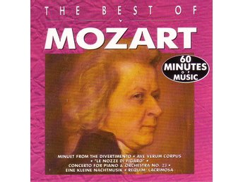 The best of MOZART / CD