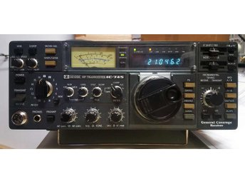ICOM IC-745 med PS-35 power supply