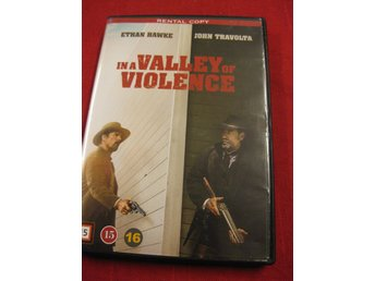 IN A VALLEY OF VIOLENCE  - ETHAN HAWKE, JOHN TRAVOLTA - DVD