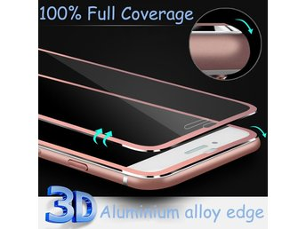 iPhone7 Aluskydd SILVER 2-PACK