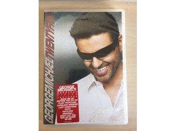 George Michael Twentyfive 2 DVD (312708458) ᐈ Köp på
