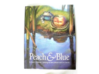 PEACH & BLUE Sarah S. Kilborne Steve Johnson 1994