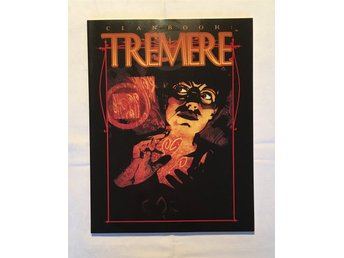 Clanbook: Tremere - Vampire (Revised/3rd edition)