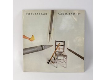 LP-Skiva, Pipes Of Peace