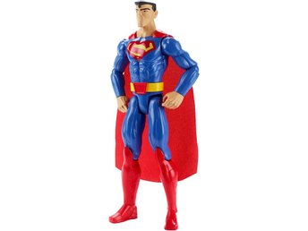 Justice League Action Series Superman Figure 30cm