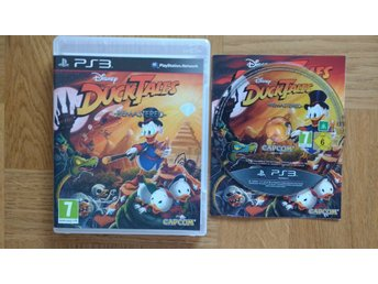 PlayStation 3/PS3: Duck Tales Remastered