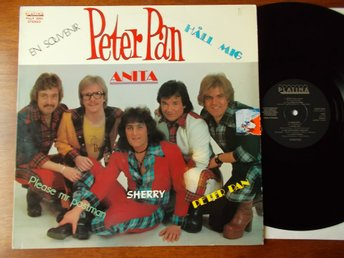 PETER PAN - S/T, LP Platina PALP 3064, 1976 Ulvaeus/Andersson cover