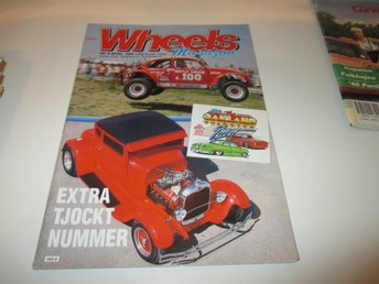 Wheels Magazine Nr 4 1989 40 th The Oakland Roadster Show
