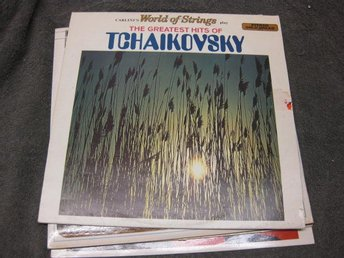 The greatest hits of Tchaikovsky