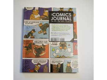 The Comics Journal #297 Apr. 2009