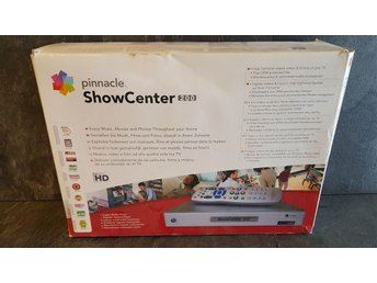 Showcenter 200 pinnacle tvcenter kanalcenter