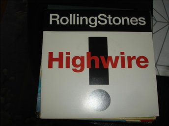 The Rolling Stones-Highwire-singel
