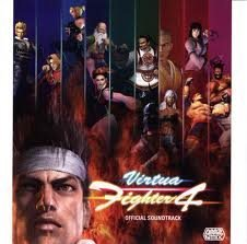 Virtua Fighter 4 Soundtrack - Soundtrack