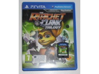 PlayStation VITA: Ratchet & Clank Trilogy