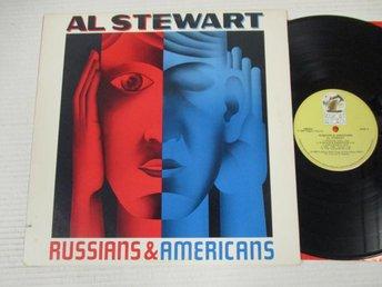 "Al Stewart ""Russians & Americans"" - Norrköping - Al Stewart ""Russians & Americans"" - Norrköping"