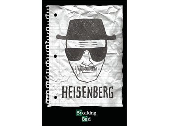 Breaking Bad - Heisenberg Wanted - Eskilstuna - Breaking Bad - Heisenberg Wanted - Eskilstuna