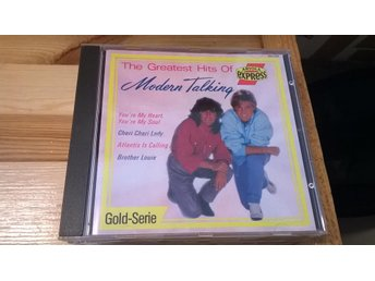 Modern Talking - The Greatest Hits Of Modern Talking, CD - Trollhättan - Modern Talking - The Greatest Hits Of Modern Talking, CD - Trollhättan