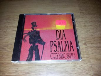 DIA PSALMA - GRYNINGSTID (11-TRACK CD)