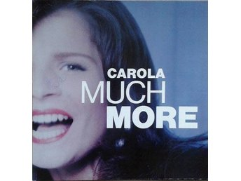 Carola titel* Much More* Pop, Synth-pop Swe LP