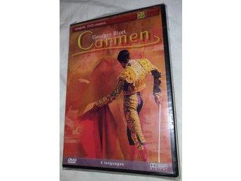 Carmen - DVD film - örnsköldsvik - Carmen - DVD film - örnsköldsvik