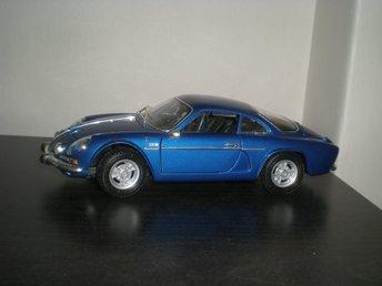 Alpine REnault 1600S(1971) Maisto / 1:18 - Väddö - Alpine REnault 1600S(1971) Maisto / 1:18 - Väddö