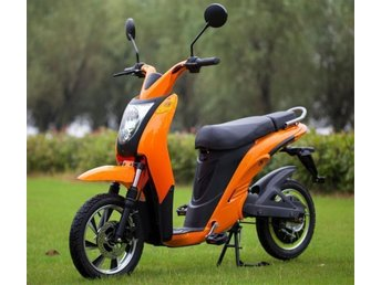 Polar Swift El-scooter 350W motor EU-moped