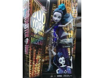 Monster high docka elle eedee