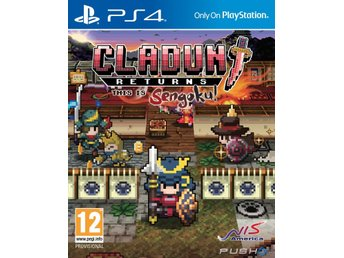 Cladun Returns: This Is Sengoku - Playstation 4