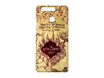 Harry Potter Marauders Map Huawei P9 Skal