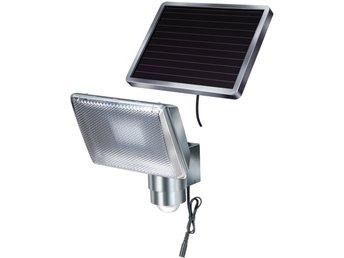 Brennenstuhl Solcellsdriven LED Säkerhetslampa med Rörelsedetektor - Am Venray - Brennenstuhl Solcellsdriven LED Säkerhetslampa med Rörelsedetektor - Am Venray
