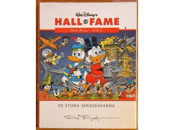 ** HALL of FAME  : Nr 10    ( Don Rosa  3 )   **