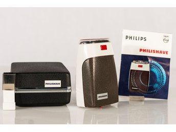 Retro Rakapparat Philishave - Rakning - Philips