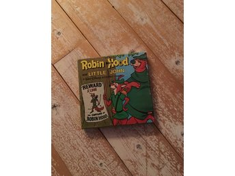 Super 8 - Robin Hood and little John