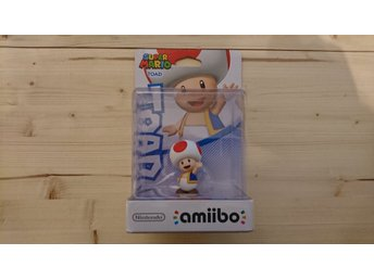 Toad Amiibo Captain Toad Treasure Tracker Nintendo Wii U Switch Mario
