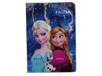Passport Holder / Passhållare / Passplånbok - Frozen