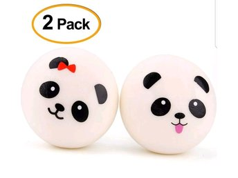 2 pack squishy pandor