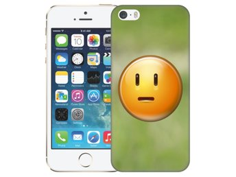 iPhone 5/5S/SE Skal Häpnad Smiley