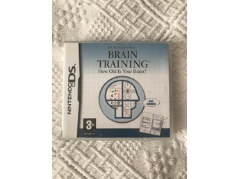 "Nintendo DS ""Brain Training"""