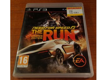 Need For Speed The Run Limited Edition - Komplett - PS3 / Playstation 3