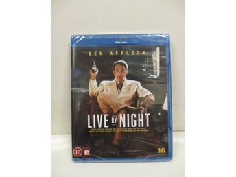 Live By Night (Blu-ray) - MKT FINT SKICK!