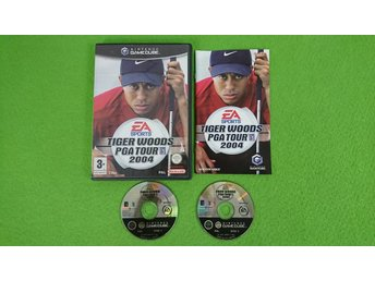 Tiger Woods PGA Tour 2004 KOMPLETT Gamecube Nintendo Game Cube