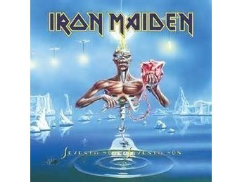 IRON MAIDEN - SEVENTH SON OF A SEVENTH SON. NEW LP.