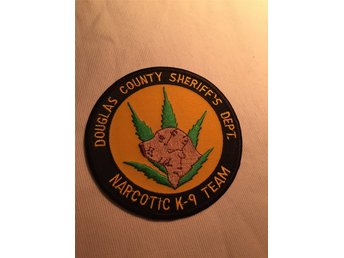 Douglas county sheriff departement narcotics team