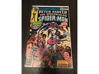 The Spectacular Spider-man #24 FN-VF