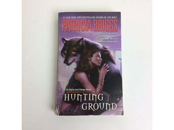 Bok, Hunting Ground, Patricia Briggs, Pocket, ISBN: 9780441017386, 2009