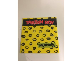 EP  Baltimora - Tarzan Boy originalet