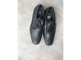 Gyllene Gripen herr, skinn skor strl:40 (410868998) ᐈ Köp