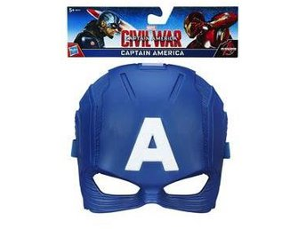 Mask Captain America Marvel