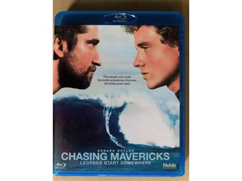 Chasing Mavericks. Blu Ray